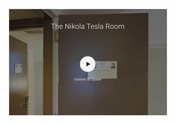 The Nikola Tesla Room